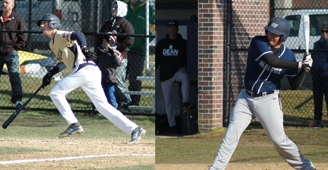 Kennedy, Simone Named As MASCAC Baseball Player, Rookie Of The Week