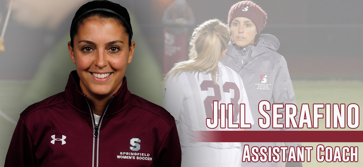 Serafino Named Full-Time Assistant Women's Soccer Coach at Springfield College