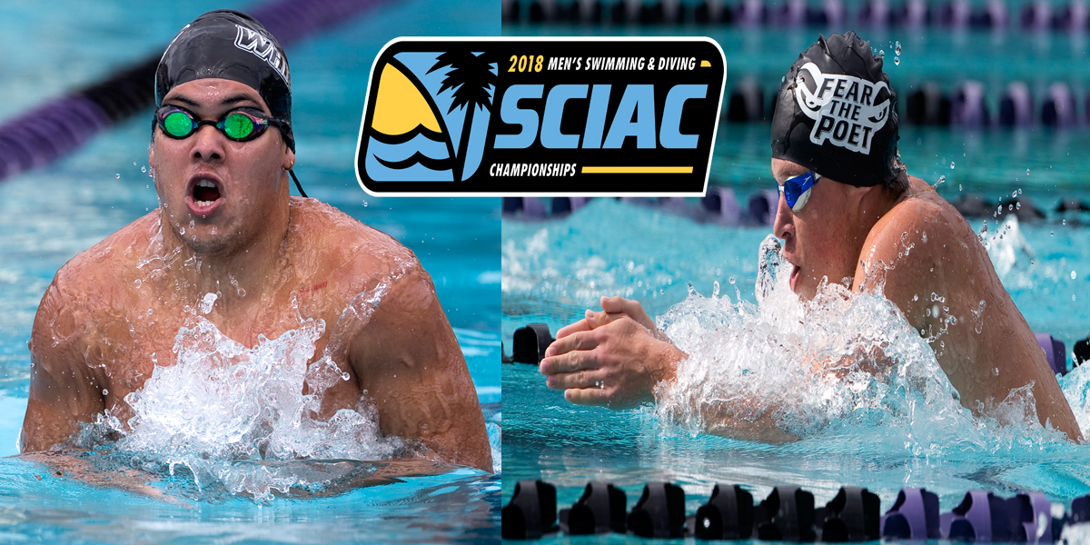 Poet's finish 8th at SCIAC Championships