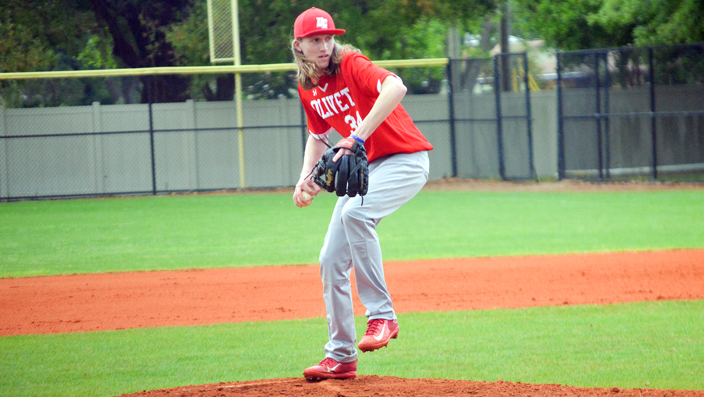 Walters' pitching gem helps baseball team beat Illinois Tech, 6-1