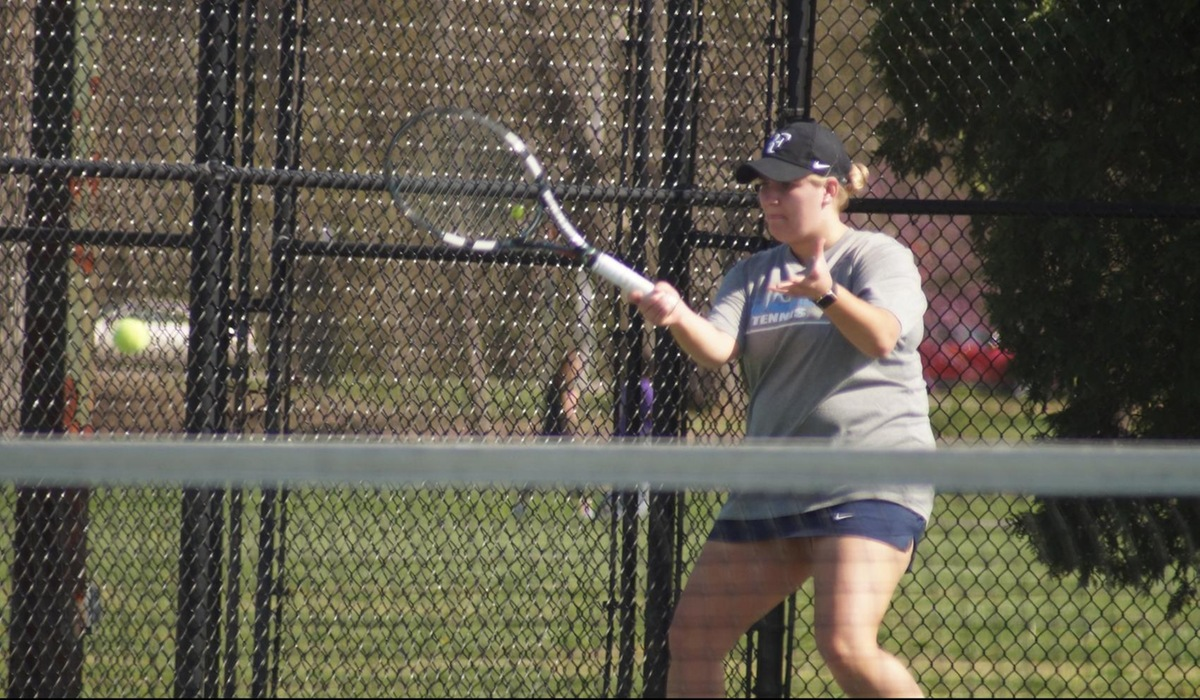 Westminster Women's Tennis Falls to Webster in SLIAC Championship
