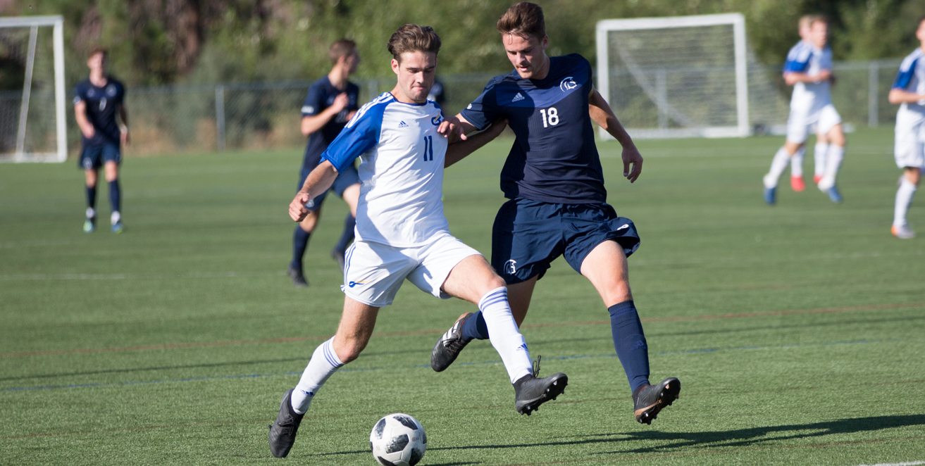 RECAP: Season finally opens for UBCO and TWU with a 1-1 Monday matinee draw