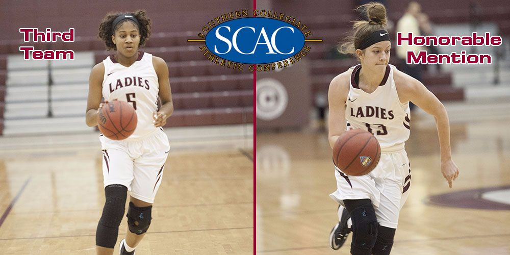 31e1a9dcdb6c Pair of Ladies Grab All-Conference Accolades - GoCentenary.com ...