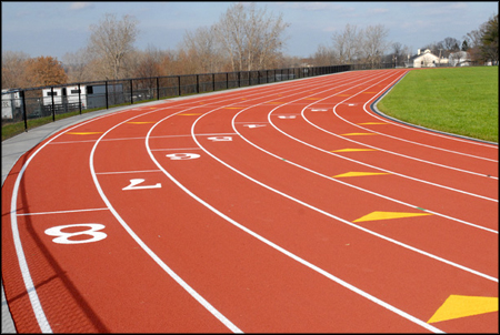 2015 OEC Track and Field Track