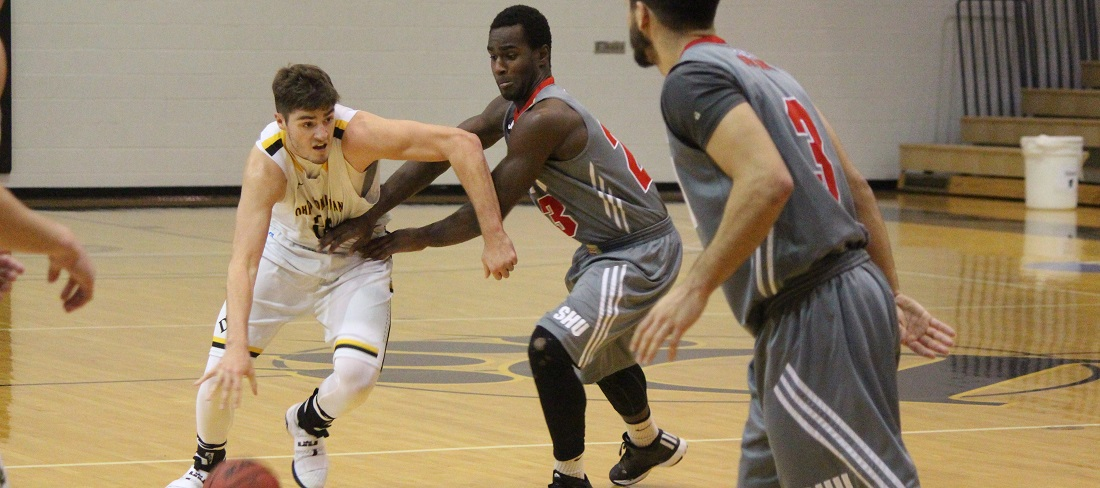 Men's Basketball Drops Home Contest To Michigan Tech