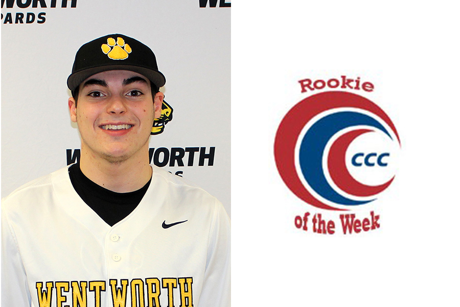 Swanson Named CCC Rookie of the Week