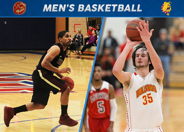 Ferris State's Hankins, Walsh's Carter Capture GLIAC Player of the Week Honors