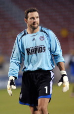 Former Bronco Goalkeeping Standout Joe Cannon Named MLS All-Star