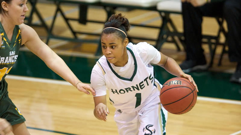 Women's Basketball Scores Season High 85 Points in Win over Eastern Washington