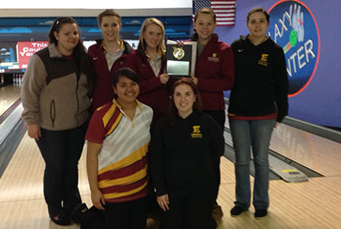 Lady Lions Finish Second in Bulldog Classic