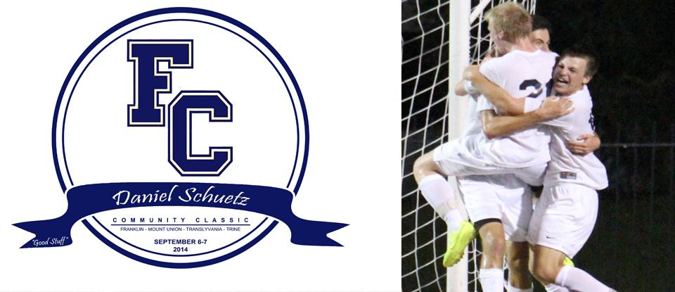 Men's Soccer Hosting Daniel Schuetz Community Classic This Weekend