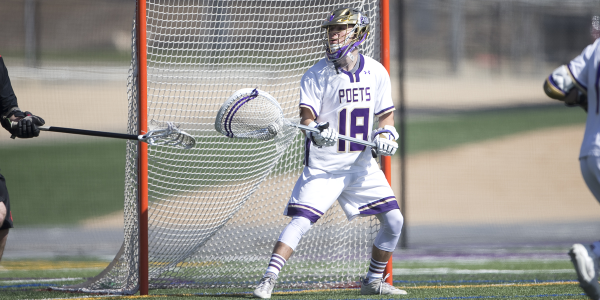 Men's Lacrosse Upsets No. 10 Colorado Mesa
