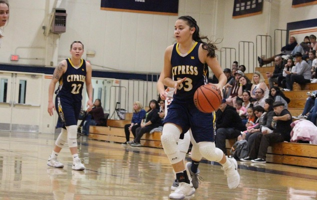 Lady Chargers Take Down Copper Mountain, 90-28