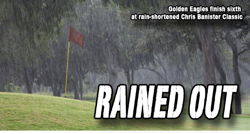 Final round rained out at Chris Banister Classic