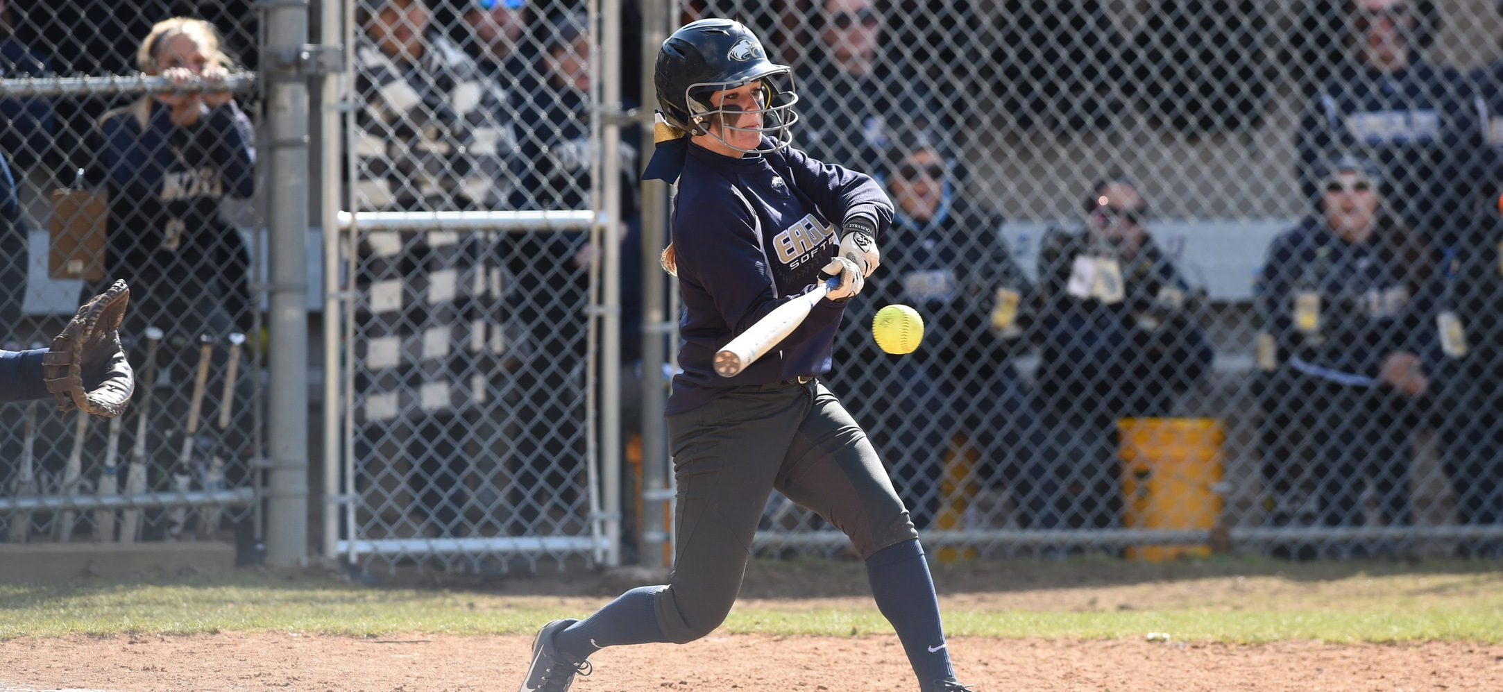 Softball Drops Landmark Conference Doubleheader to Susquehanna