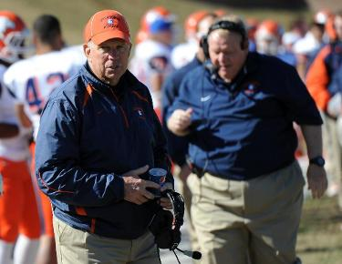 Carson-Newman football ranked seventh in first regional rankings