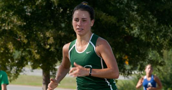 Destiche Garners 2010 Cross Country All-Academic Honoree
