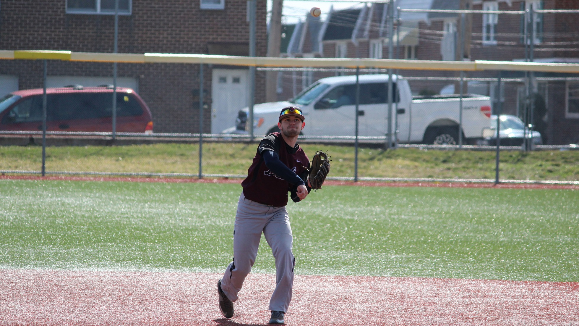 Baseball Falls To Nyack In CACC Doubleheader
