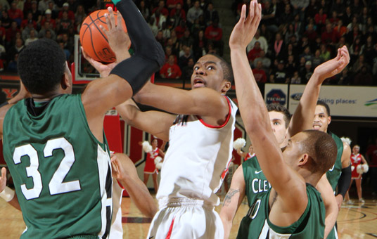 YSU Basketball vs Cleveland State