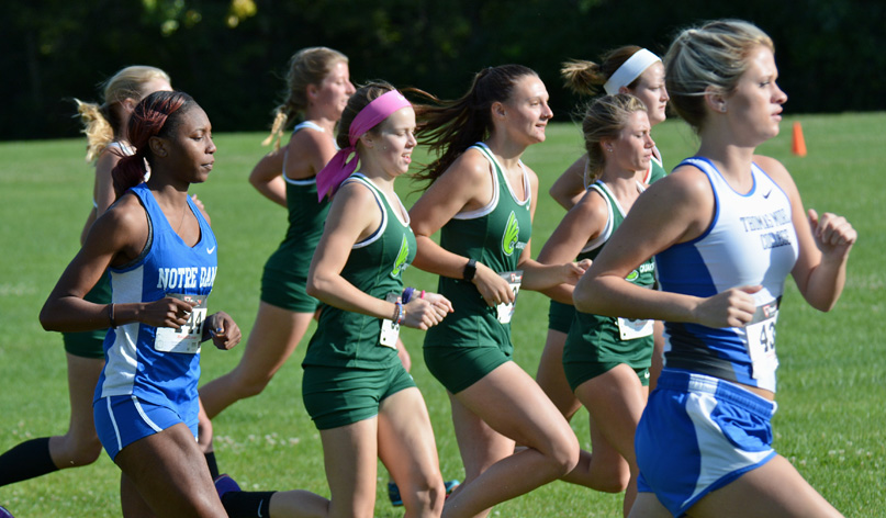 @DubC_XCTR women claim first in home tri-meet