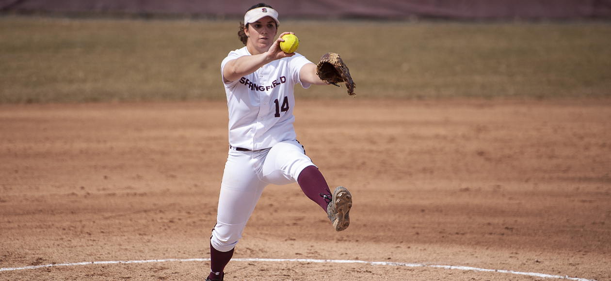 Fourth-Seeded Softball Falls to Fifth-Seeded Emerson, 3-2, in NEWMAC Championship Tournament
