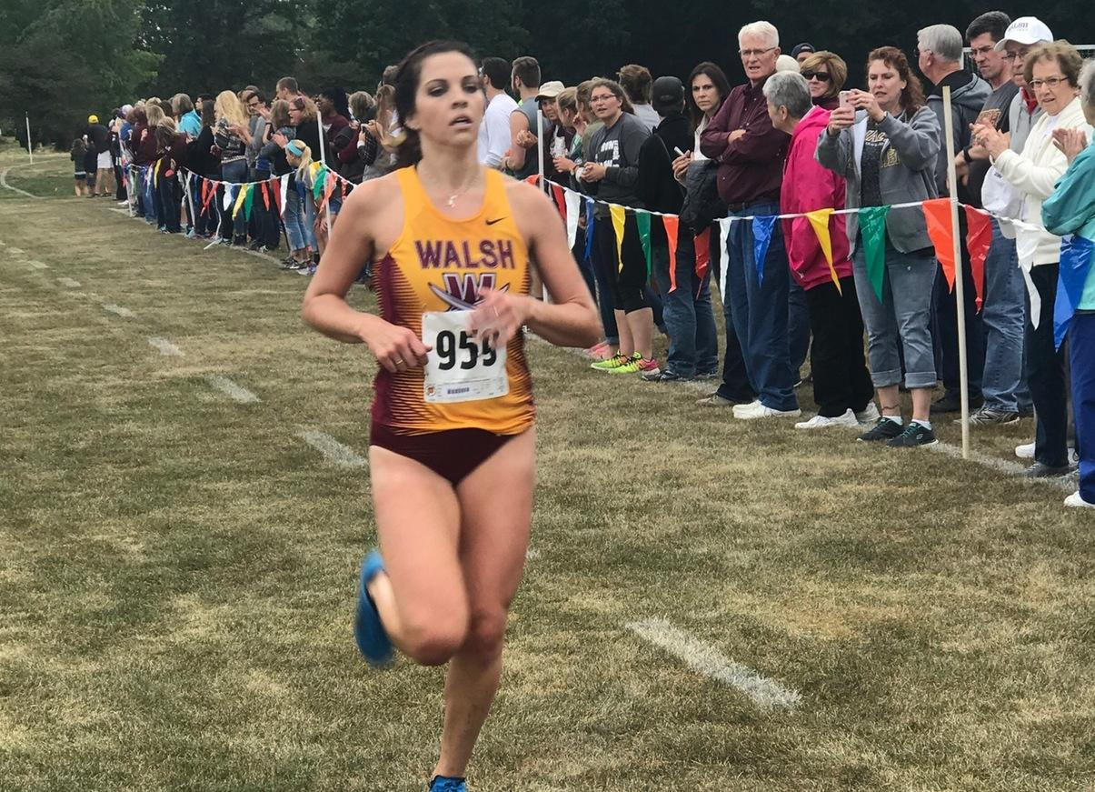 Women's Cross Country Routes Field For First