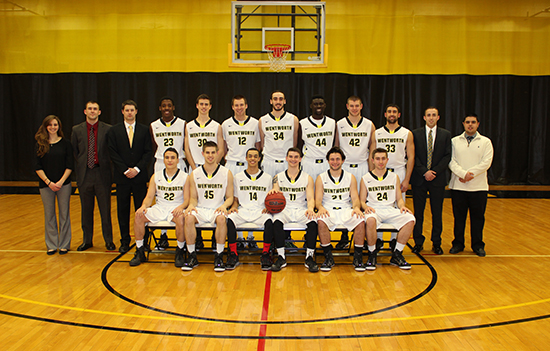 Men's Basketball's Run Ends in CCC Title Game
