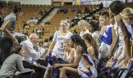 Golden Eagle women's basketball set to soar in season tip off