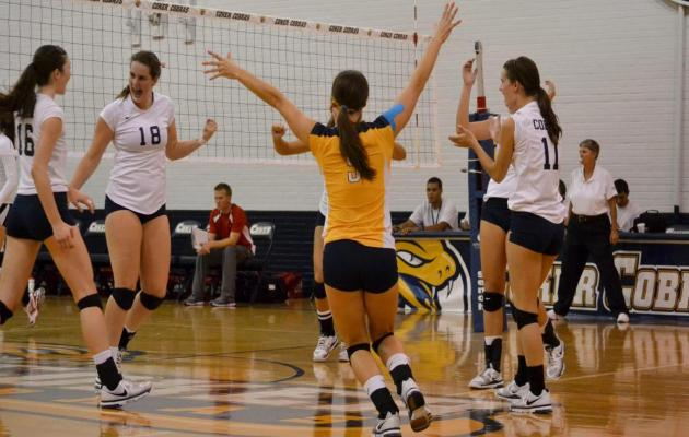 Coker Women's Volleyball Set to Play First SAC Matches of the Season