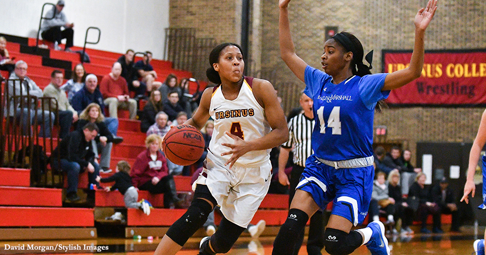 Women's Basketball Pulls Away From F&M