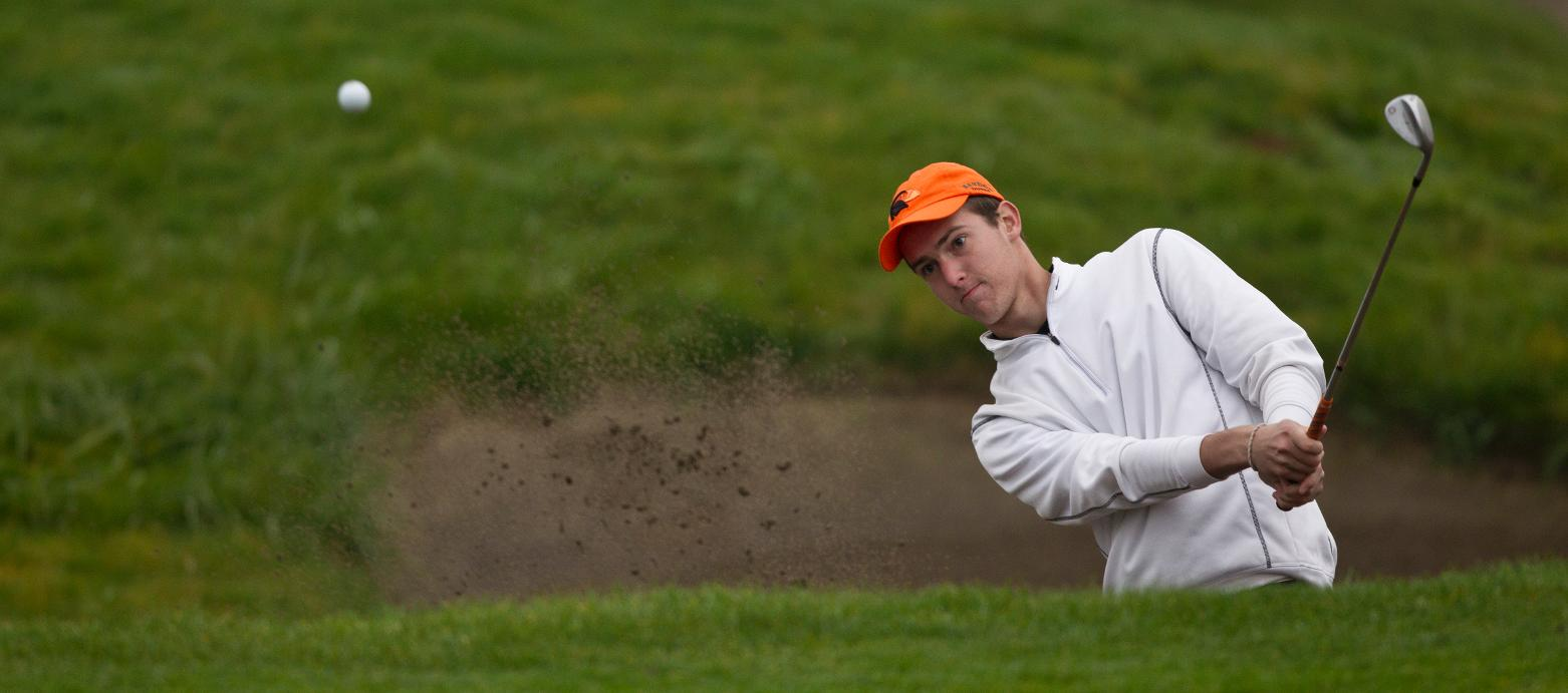 Men's Golf Finishes NWC Spring Classic in Eighth Place