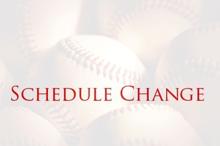 Spartan Baseball Schedule Alert: Rain Once Again Forces Changes to Weekend Series with Queens