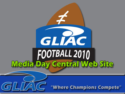 2010 GLIAC Football Media Day Central Website