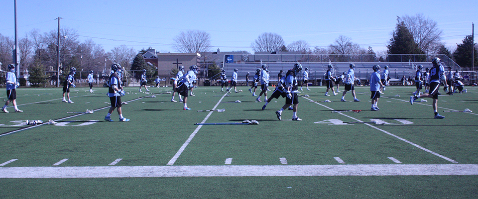 Men's Lacrosse Defeats Scranton in 2014 Opener