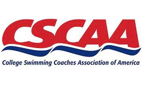 Coast Guard's Swimming & Diving Teams Highlight CSCAA Scholar All-America Teams