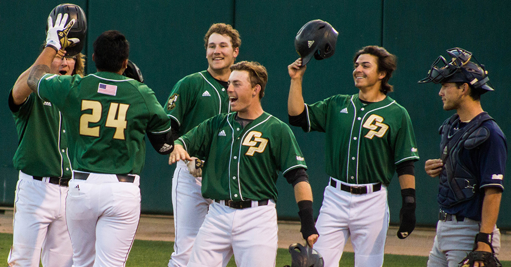 Grand Slam by Skipps Helps Cal Poly Clinch Big West Series vs. UC Davis