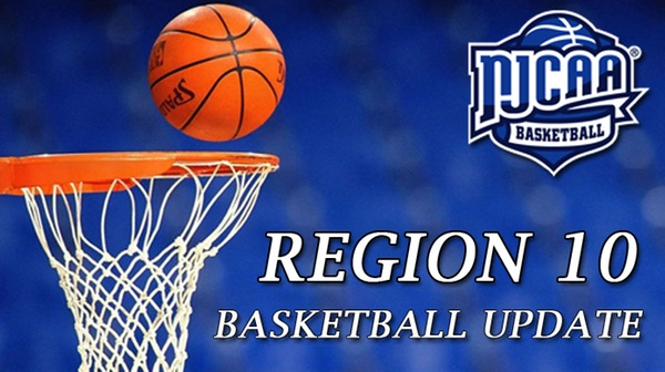 2018 Women's Region 10 Tournament Standings & Schedule
