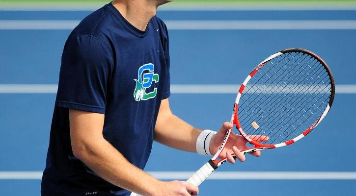 GC Men's Tennis Ranked #5 in NCAA Southeast Poll