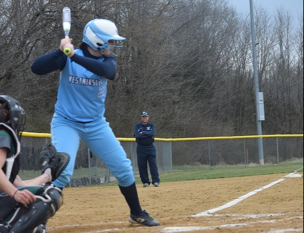 Vaughn Earns SLIAC Softball Hitter of the Week