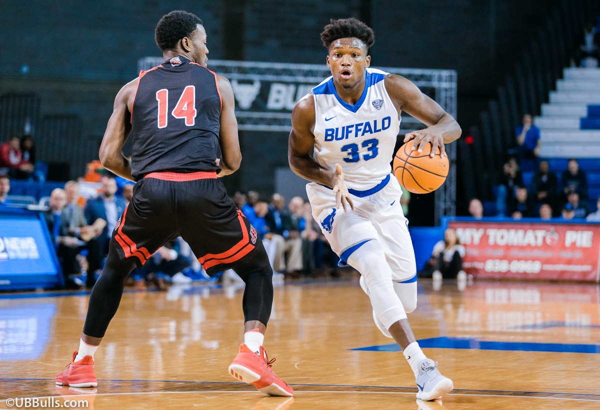 Bulls Close Out Non-Conference Action Thursday Night Against NJIT