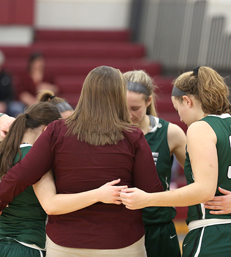 Sage women's basketball team among regionally ranked teams in the East