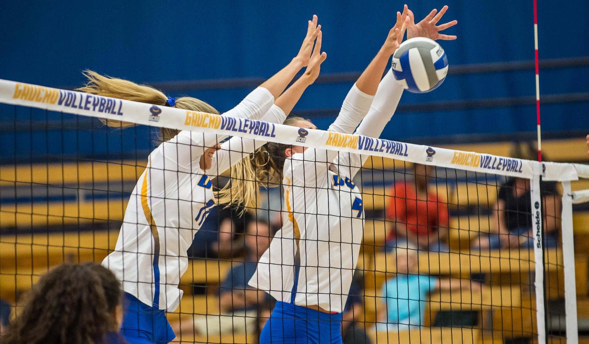 UCSB Falls 3-0 to UC Irvine In Season Finale