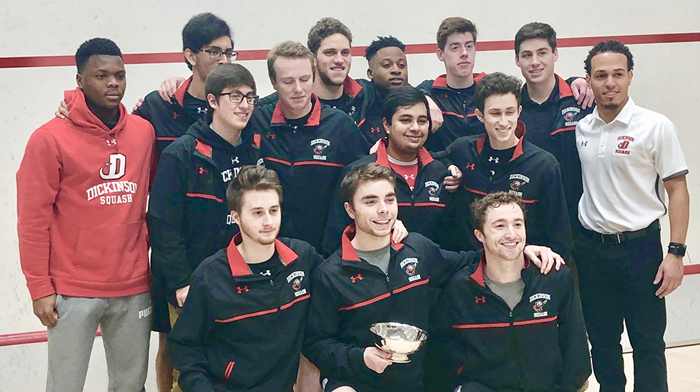 Red Devils Win Conroy Cup to Secure Top 25 Ranking