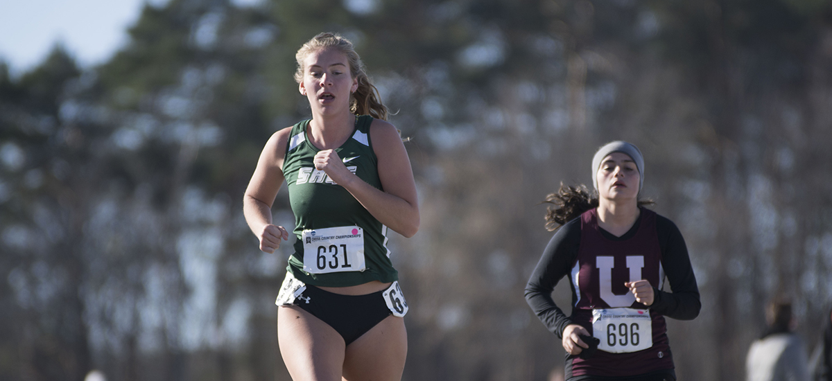 Sage runners post strong finish despite horrible conditions at 2019 NCAA Regionals