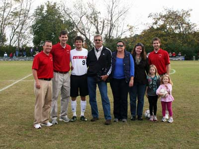 Cardinals pull out crucial 1-0 win over No. 19 Scranton on Senior Day