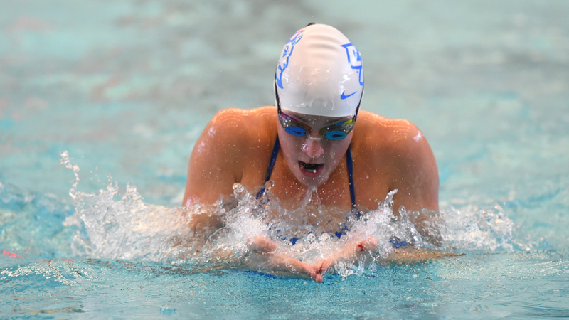 Swimming and Diving Competes at FAU with Fordham on Saturday