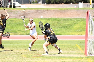 Athenas Fall to Colorado College in Women's Lacrosse NCAA Second Round
