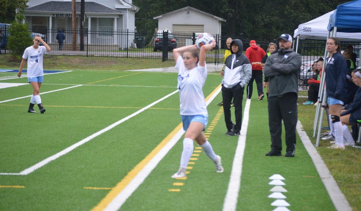 Westminster Women's Soccer Plays Fontbonne to Scoreless Draw