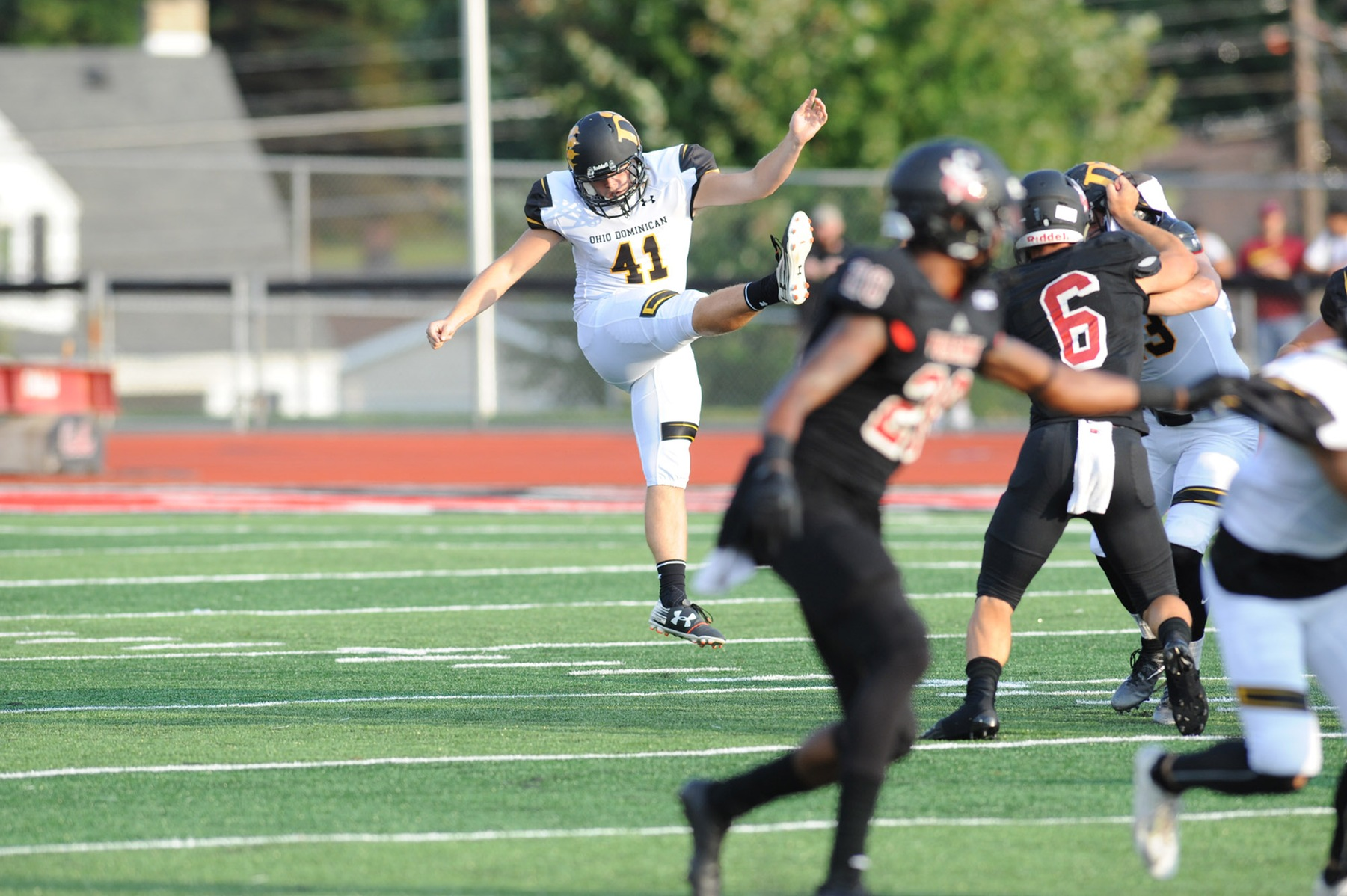 Neidhardt Named G-MAC Special Teams Player Of The Week
