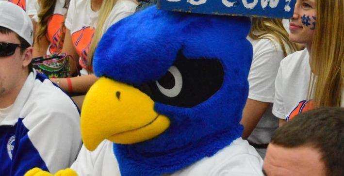 Future Falcon NCAA Division III student-athletes able to sign celebratory form